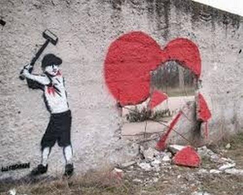 Серце розбите коханням