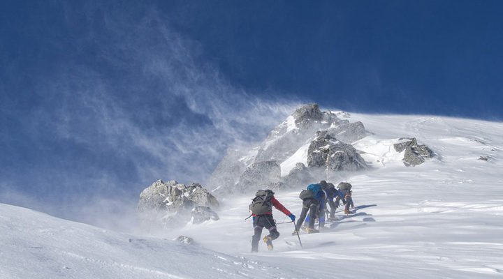 Альпіністи