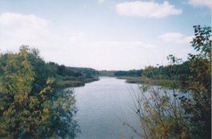 Повноводні колись ріки Роменщини