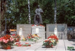 Ромен пам'ятає своїх героїв.