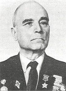 Михайло Микитович Шевченко