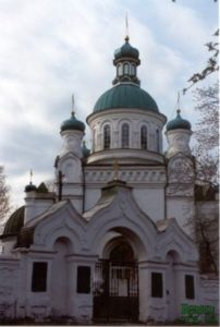 Всіхсвятська церква, 1866-1873рр., Дудіна, 4