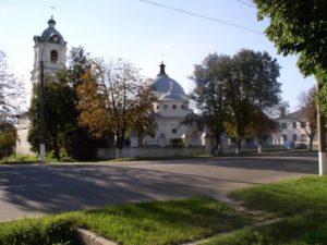 Вознесенська церква.