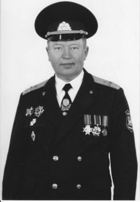 Володимир Семенович Шевцов