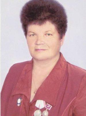 Євдокія Миколаївна Тернова (ДінаШвець)