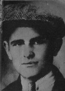 Любинський О.П. – робітник Талалаївської райспоживспілки, розстріляний поліцаями