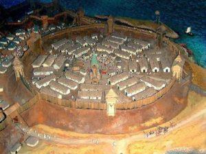 Козацька фортеця на Хортиці