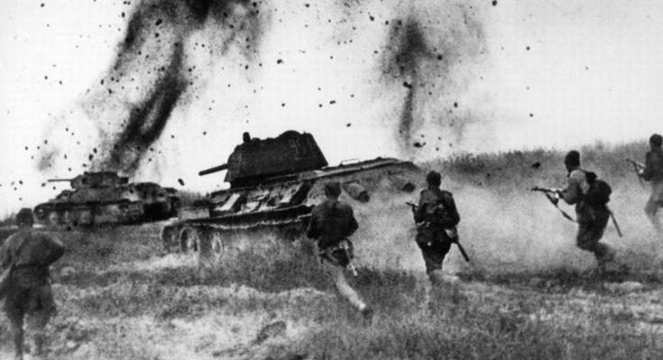Танкова атака
