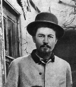 Антон Чехов перед мандрівою на Сахалін