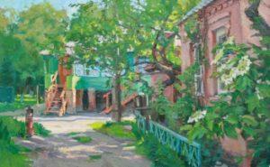 «Двор» в м.Ромни (2013 р.)