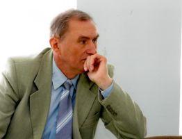 """Клєйніх Віктор Іванович - головний редактор альманаху """"Ромен""""."""
