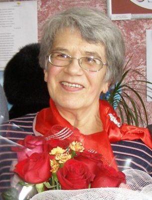 Людмила Артемівна Зайцева