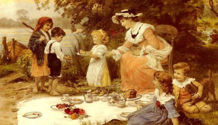 Благотворительный пикник