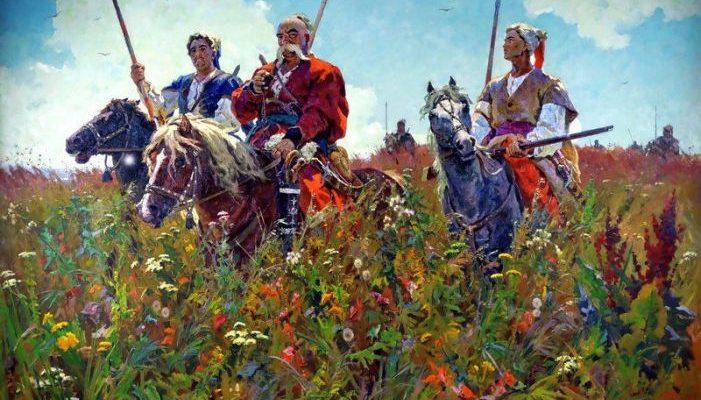Славетні козаки