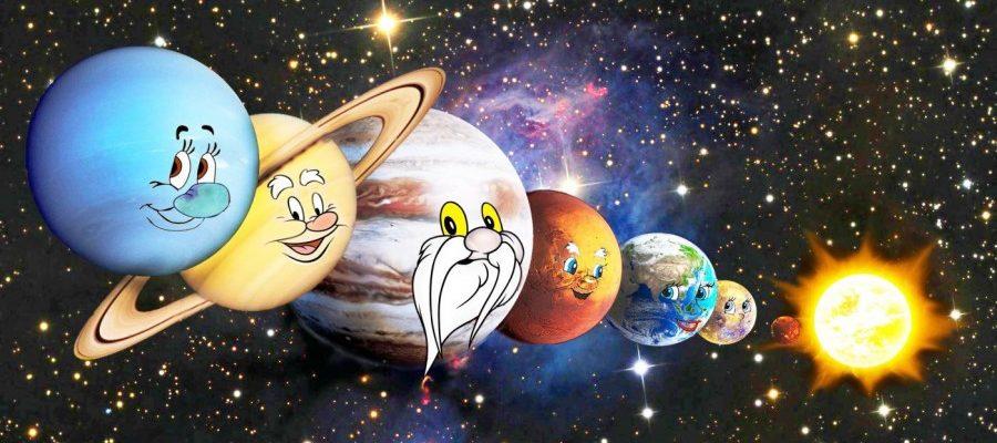 Парад планет і наша доля.