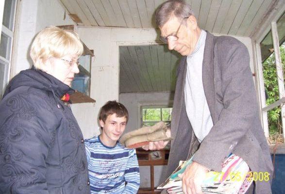 Микола Петрович Самохін
