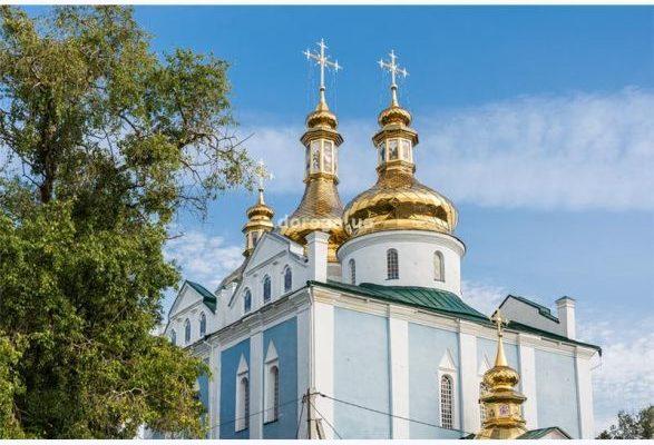 Собор Святого Духа, Ромны
