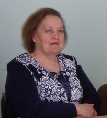 Стрельченко Софія Семенівна