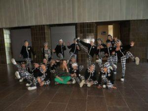 Танцювальна група «Віват!», керівник Катерина Лук'яненко