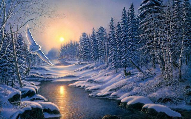 Зимняя тоска