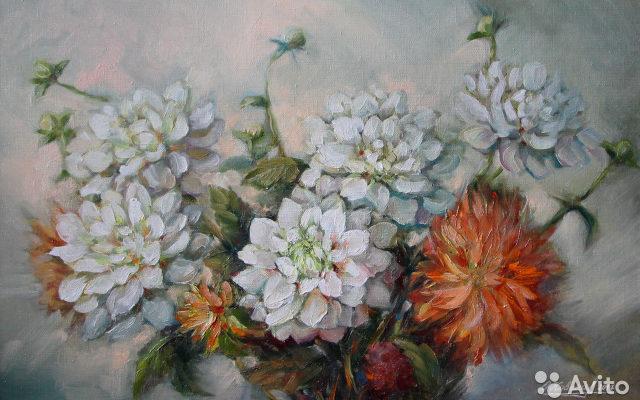 Аромат хризантем