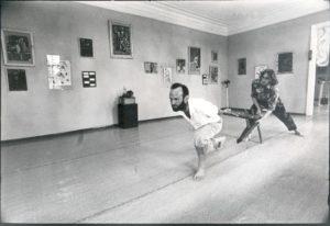А.М.Кібець в студії