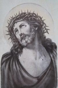 Копія картини Гвідо Рені «Ісус Христос в терновім вінці»