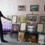 Клас образотворчого та декоративно-ужиткового мистецтва с. В. Бубни