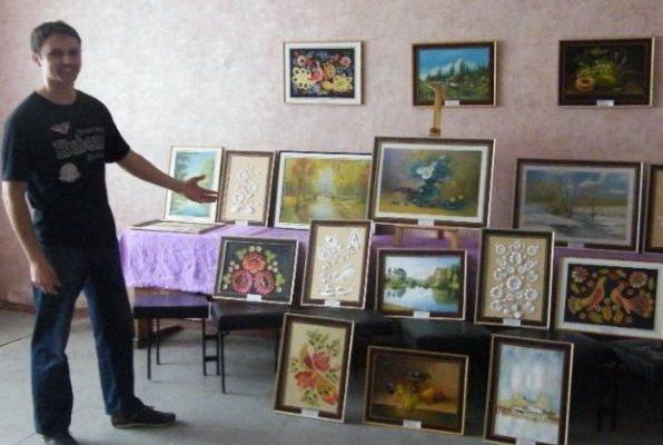 Виставка робіт учнів В.-Бубнівської ДМШ