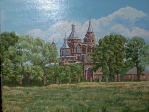 Троїцька церква у с. Пустовійтівка