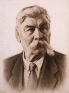 Портрет Шкурата Степана Йосиповича (роботи О.А. Горбоконя)