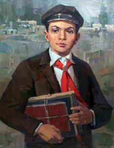 «Портрет піонера» (1984)