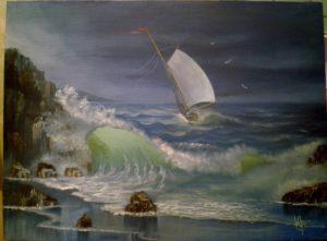 Морський пейзаж