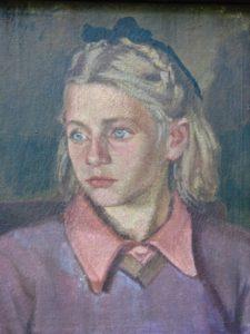 Портрет Варі Васюхно