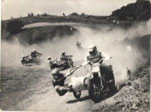 Мотокрос, 1987 рік, с. Піски