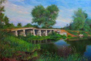 Міст на с.Плавинище