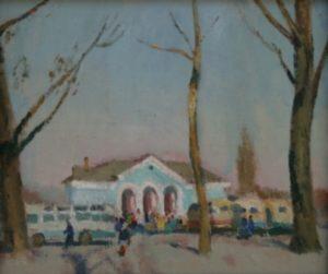 Автовокзал м.Ромни