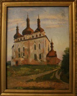 Святодухівський собор у м.Ромни