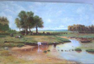 Копія з картини Орловського