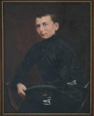 Портрет реаліста (П.І. Мірошніченко)