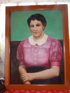 Портрет Іващенко Марії Василівни (дружини автора)