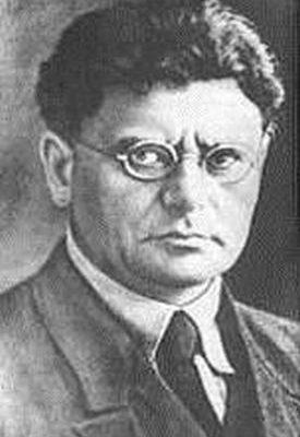 Пётр (Пинхас) Моисеевич Рутенберг (1879-1942).
