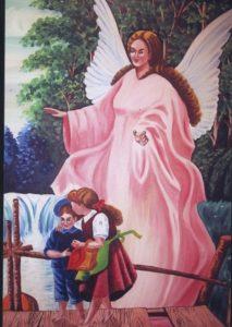 Ікона «Ангел-охоронець»
