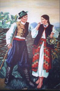 Копія з картини Пимоненка