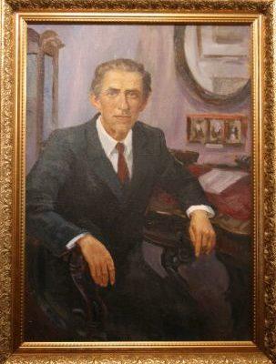 С. Півторак – портрет М.М. Семенчика