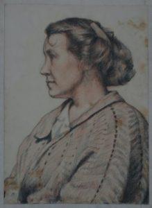 Портрет дружини Верейського