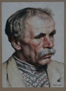 Портрет Цибаня