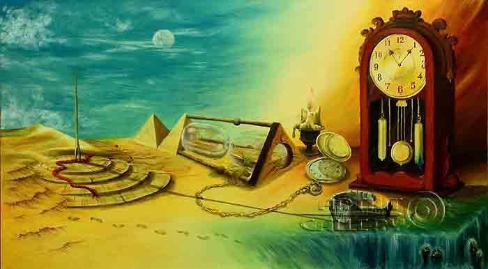 Время-пространство