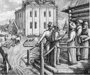 Забудова Святодухівського собору