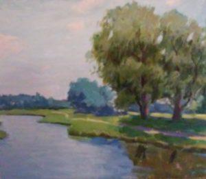 Тиха річка